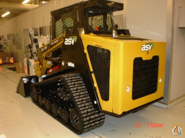 2015 ASV POSI-TRACK RT75 Track ASV POSI-TRACK RT75  Crane amp Machinery Inc 18898 on CraneNetworkcom